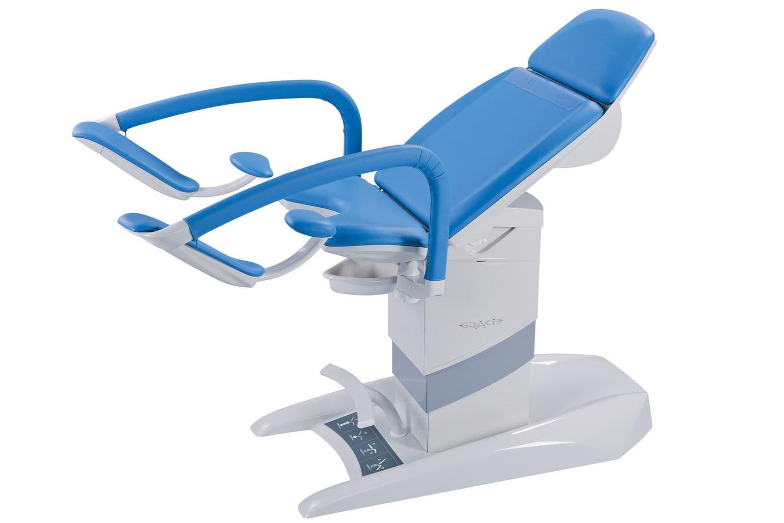 Что такое гинекологическое кресло